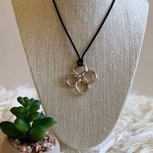 Tiffany ELSA PERETTI Quadrifoglio Necklace in SS